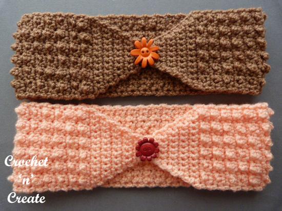 crochet headband uk