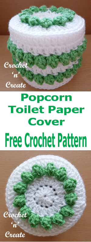 popcorn toilet paper cover