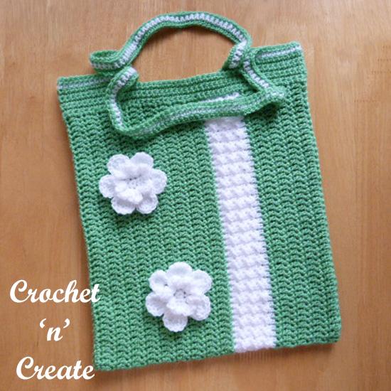 crochet shopping bag uk