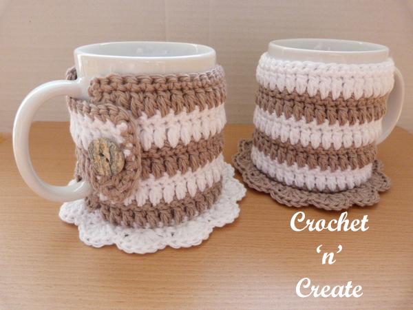 mug cozy coaste