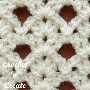cowl stitch pattern