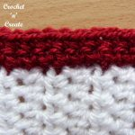 crochet neat edge pictorial