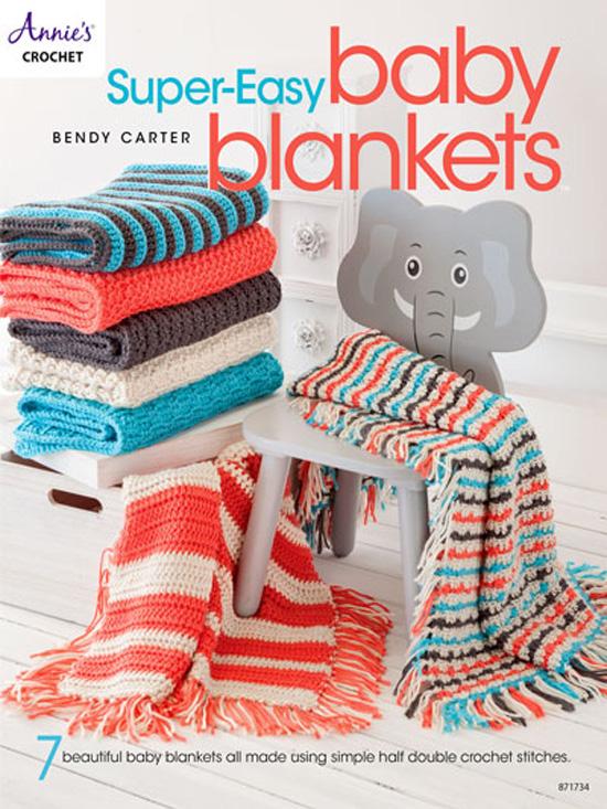 crochet super easy blankets