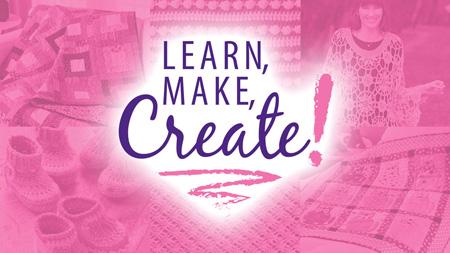 Annies Learn-Make-Create