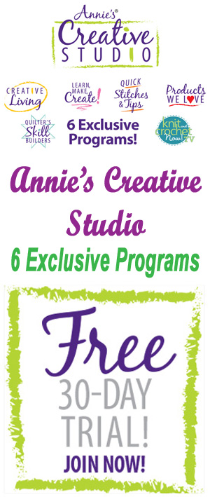 annies creative studio pin