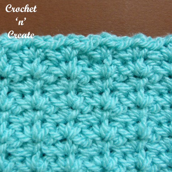 crochet spider stitch