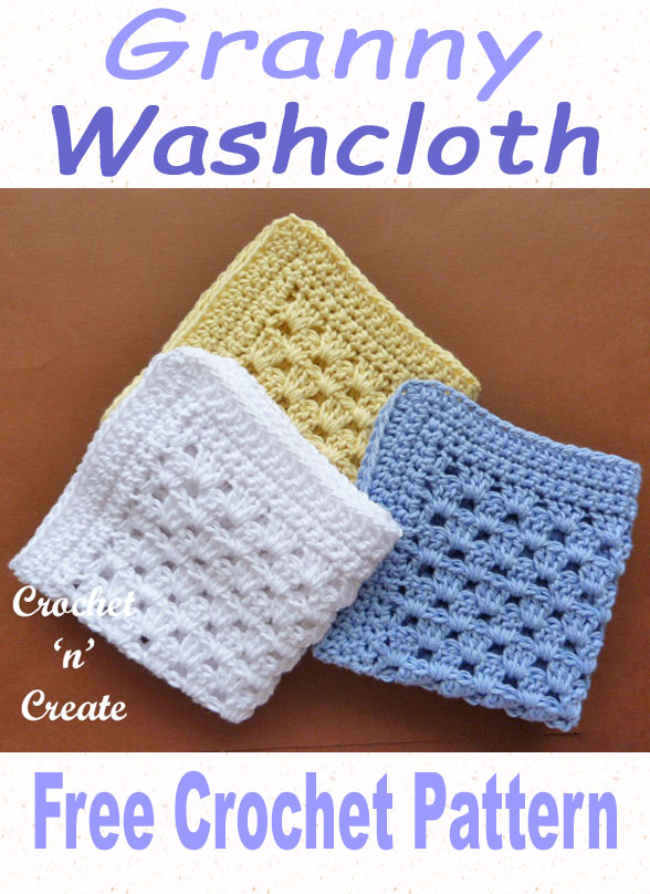 granny washcloth