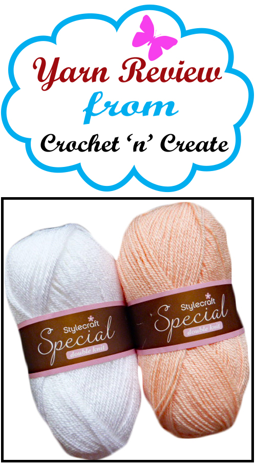 yarn review stylecraft special