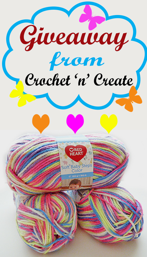 soft baby steps yarn giveaway