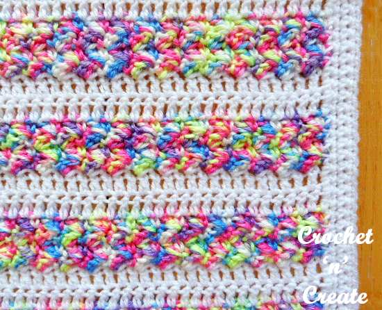 crochet stroller blanket uk