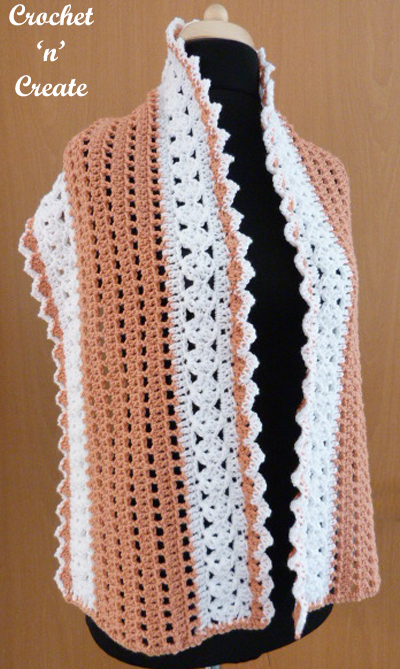 shoulder crochet evening wrap uk