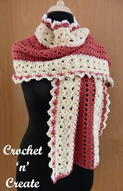 evening wrap free crochet pattern
