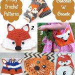 6 foxy patterns