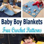 boys baby blankets