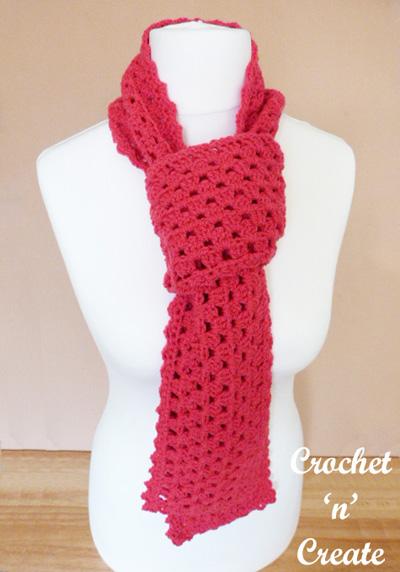 granny scarf