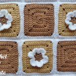 granny square pram cover free crochet pattern