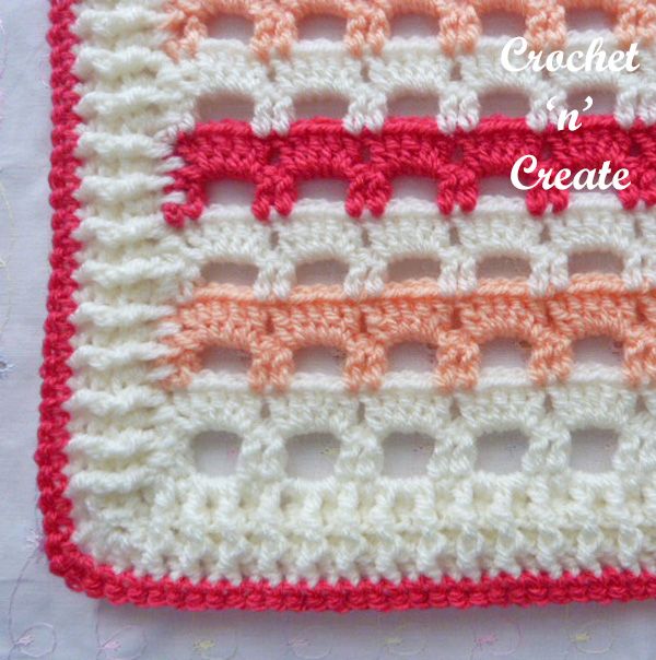 crochet table mat uk