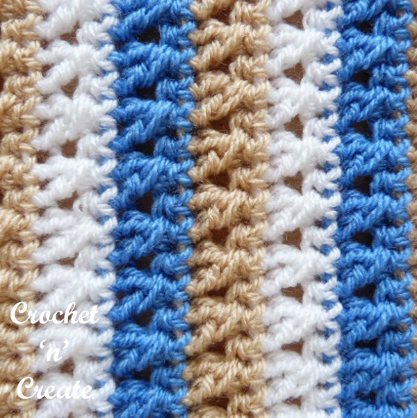 crochet cross stitch