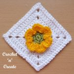 flower granny square uk