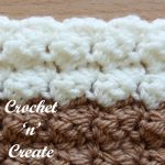 textured combo stitch
