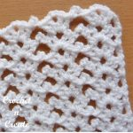 Free crochet stitch tutorial chirpy picots stitch