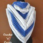 Free crochet pattern-juliette shawl