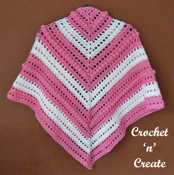 Free crochet pattern juliette shawl UK