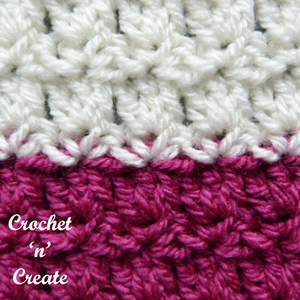 Free tutorial primrose stitch