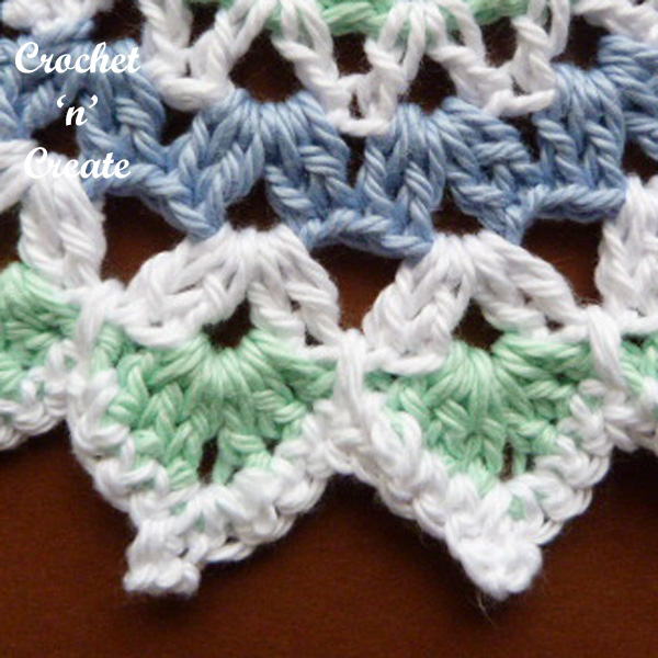 Free pointed doily uk crochet pattern