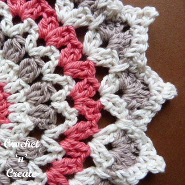 Free pointed doily crochet pattern