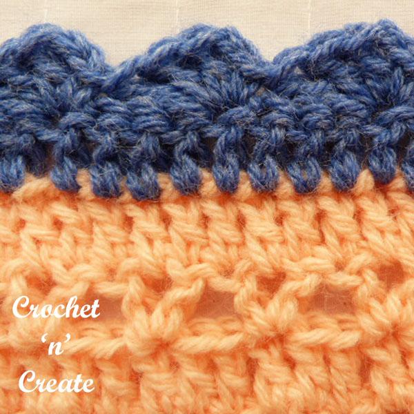 Crochet Snugly Warm Lapghan Free Pattern Crochet N Create