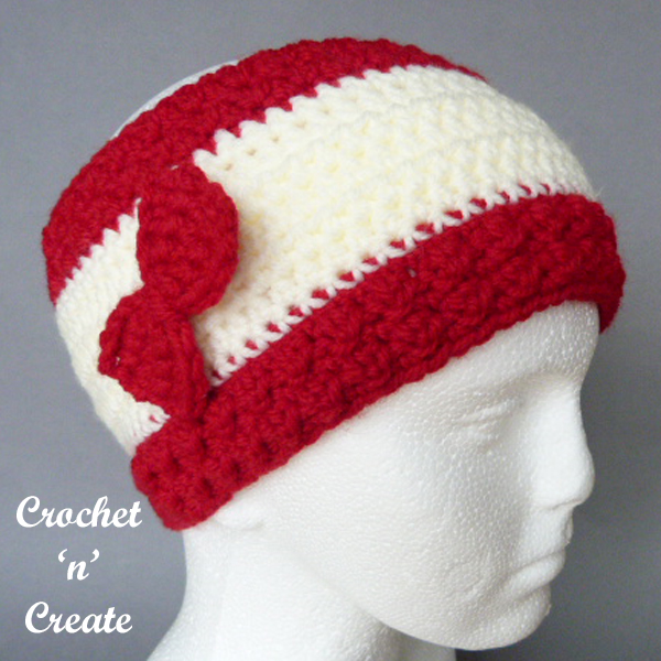 Free crochet pattern bumpy ear warmer uk