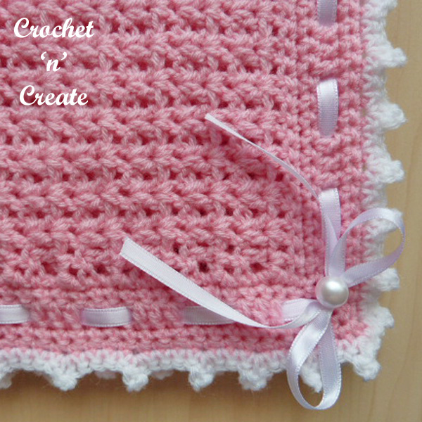 Pram-crib cover uk free crochet pattern