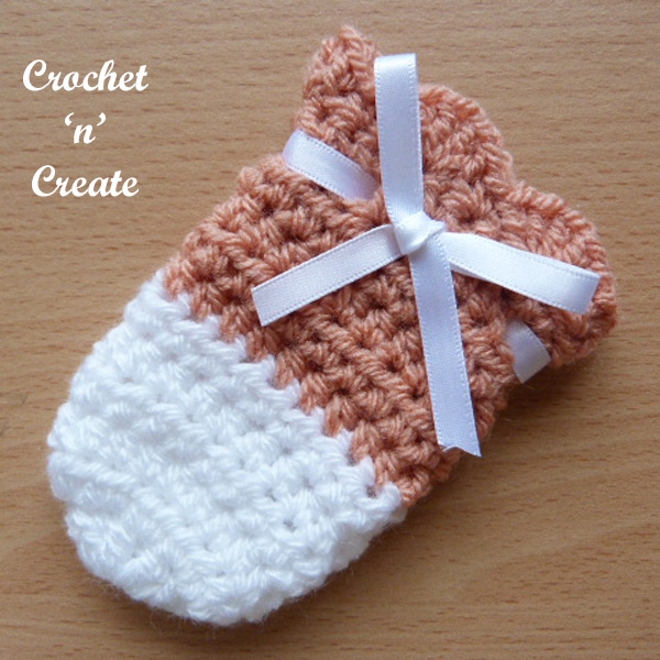 cutie baby mitts uk 3