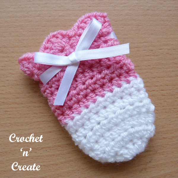 cutie baby mitts 5