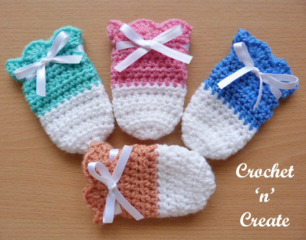 cutie baby mitts 6