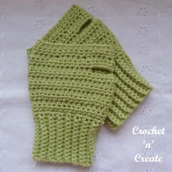 ambidextrous fingerless gloves