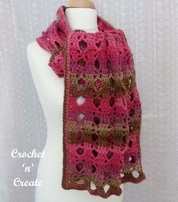 sun wrap crochet pattern