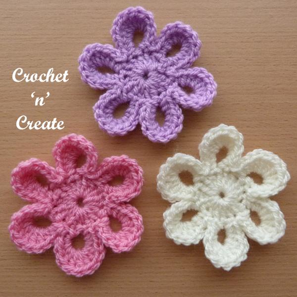 six petal flower uk1