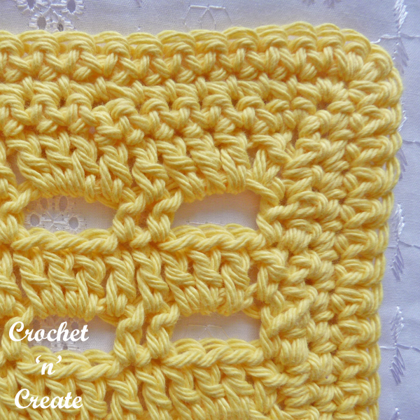 Lemon facecloth uk corner