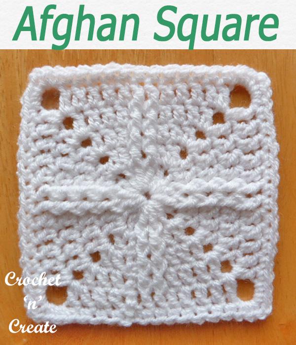 afghan square