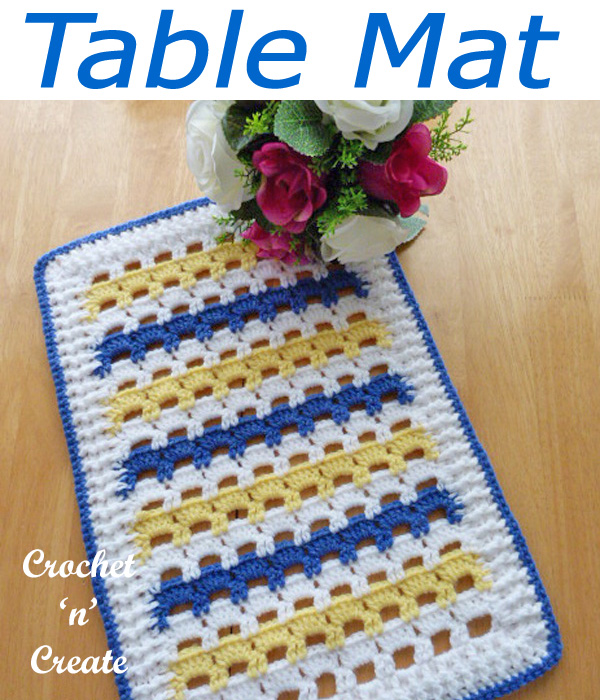 table mat