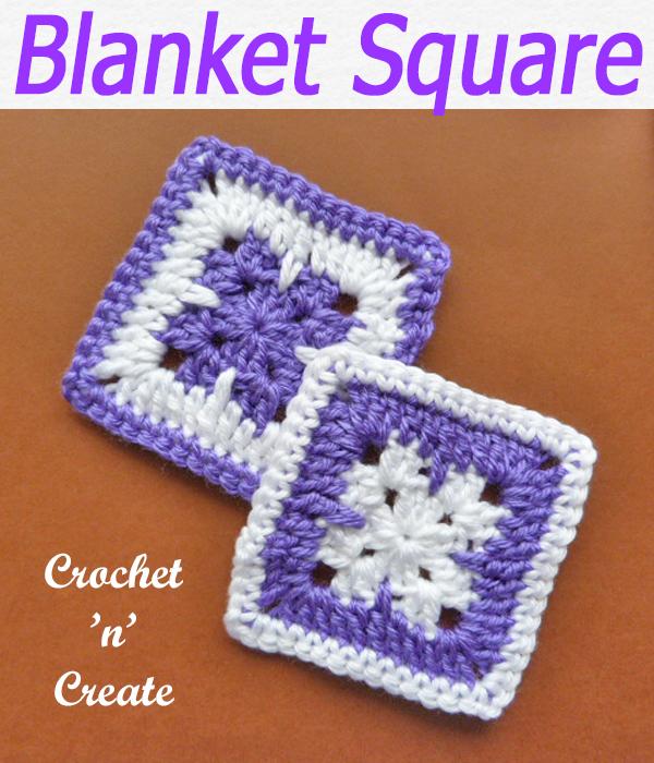 blanket square