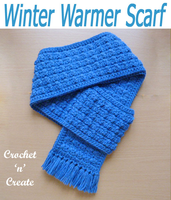 winter warmer scarf