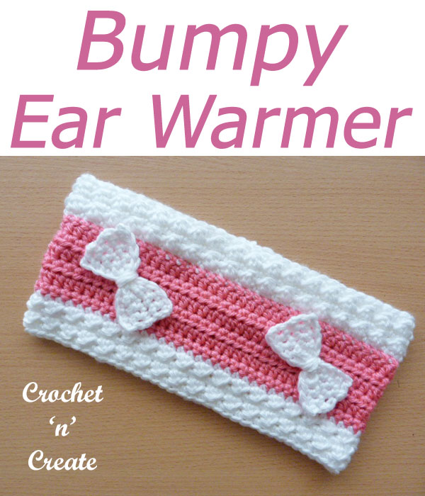 bumpy ear warmer