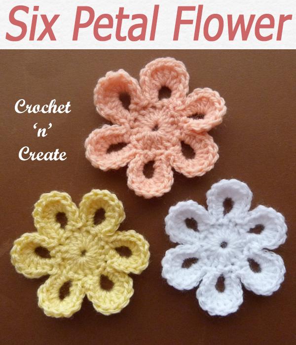 162-six petal flower