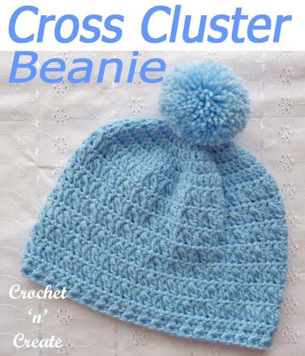 cross cluster beanie