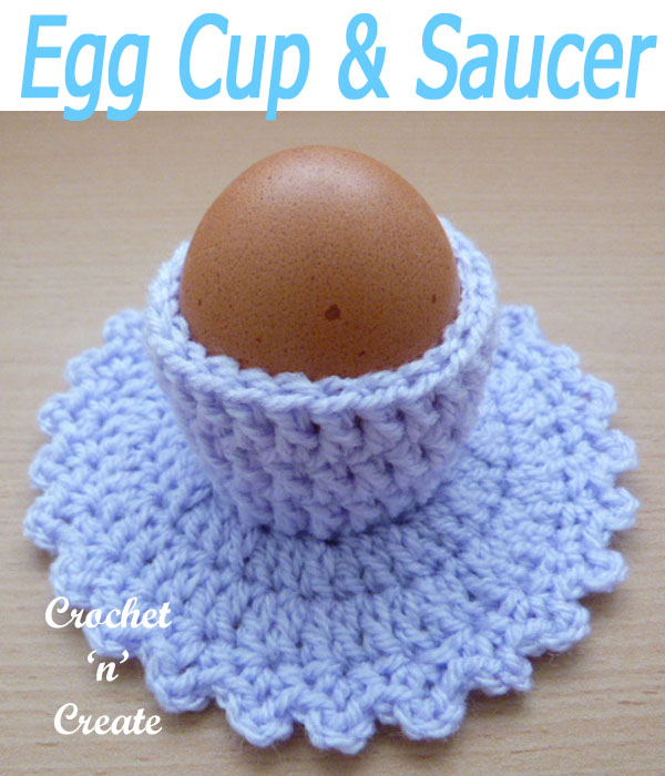 egg cup and saucer