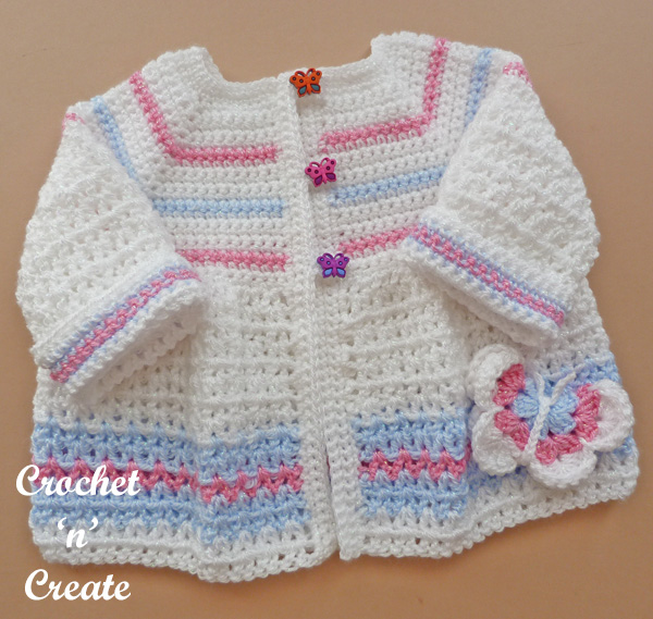 butterfly baby jacket2