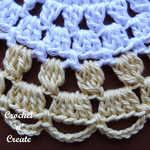 cotton lace doily9